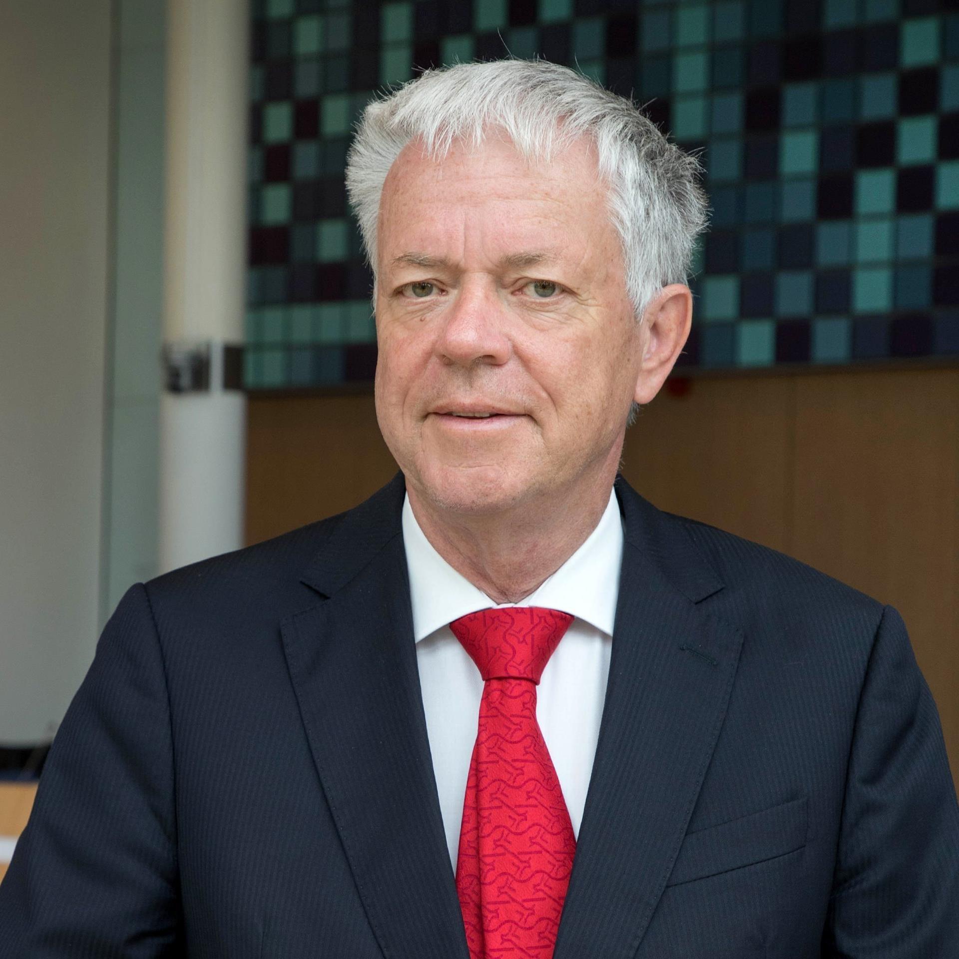Commissaris van de Koning Leen Verbeek