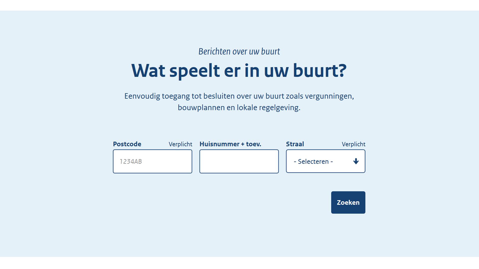Screenshot overuwbuurt.overheid.nl