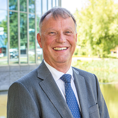 Foto van gedeputeerde Jan de Reus
