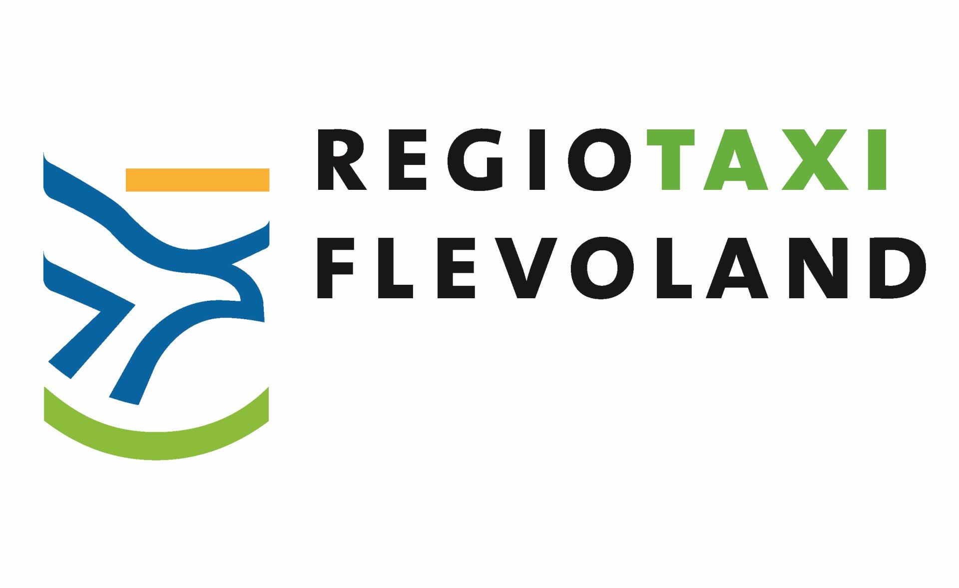 Logo Regiotaxi Flevoland