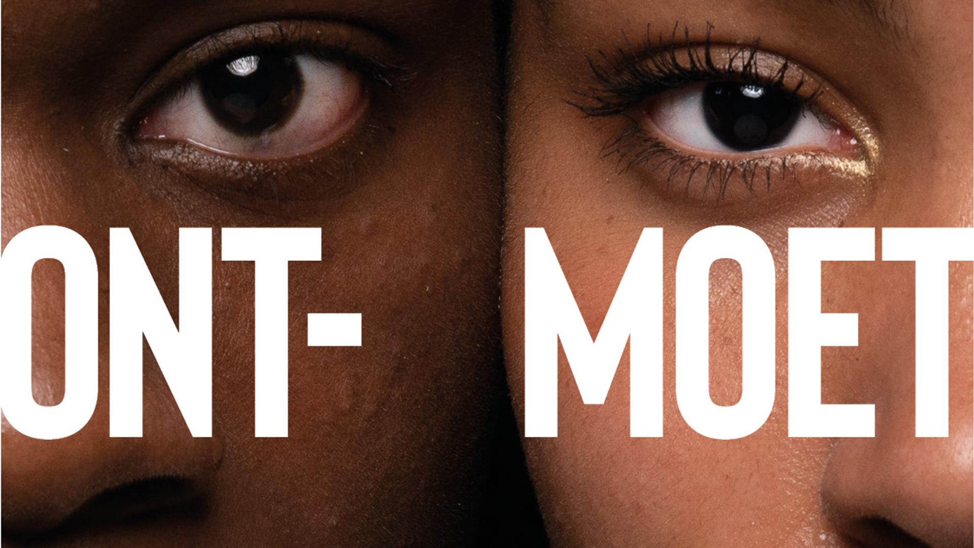 Poster van de voorstelling ONT-MOET van SubSub